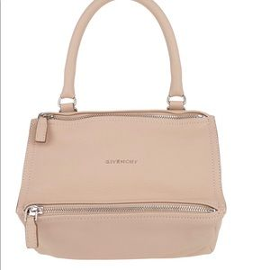 Givenchy nude small pandora tote BRAND NEW